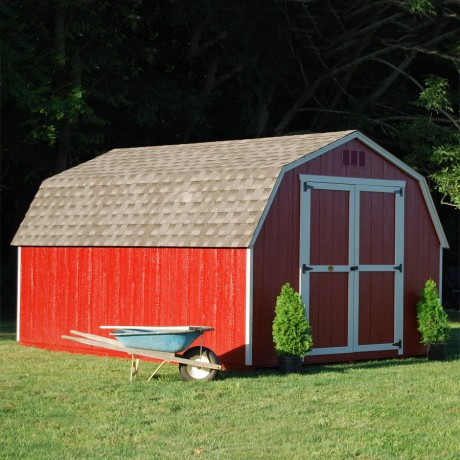 Amish Shed Installation Services in Pennsylvania